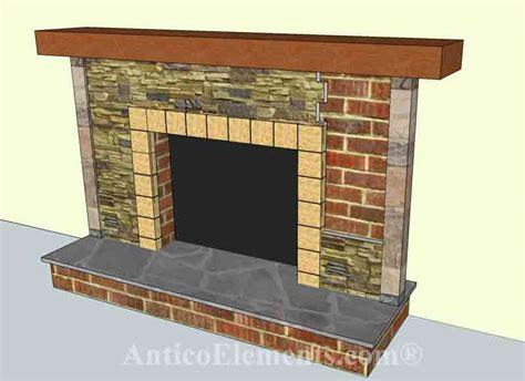 Installing A Fireplace by How To Install Our Panels On A Fireplace