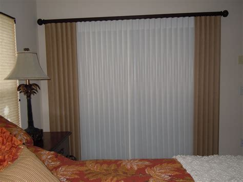 Patio Door Curtains And Blinds Sliding Door Vertical Blinds Curtains Window Blinds