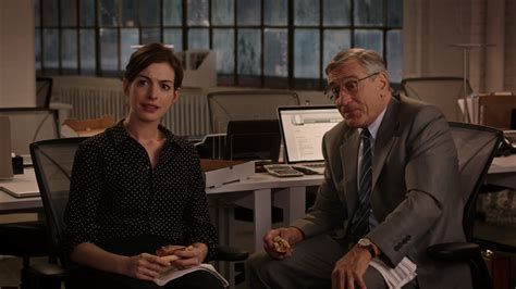 The Intern the intern review high def digest