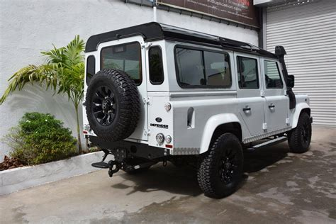 2015 Land Rover Defender 110 Kahn