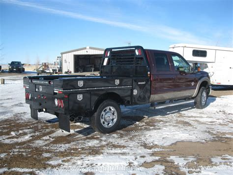 Pronghorn Beds by Ironman Hitch Truck Flatbeds