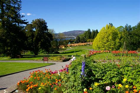 Botanical Gardens Tasmania Gardensonline Royal Tasmanian Botanical Gardens Gardens Of The World