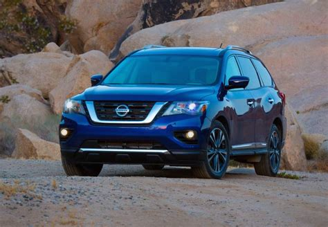 nissan pathfinder 2017 2017 nissan pathfinder update revealed performancedrive