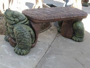 turtle bench products