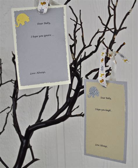 What To Write In A Baby Boy Shower Card by Photo What To Write In A Image