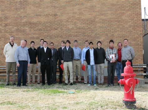 Alabama Stem Mba Program by Of Alabama Students Visit M H Valve In Anniston
