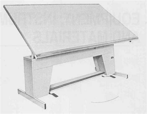 Hamilton Industries Drafting Table Hamilton Industries Hamilton Vr20 Drafting Table