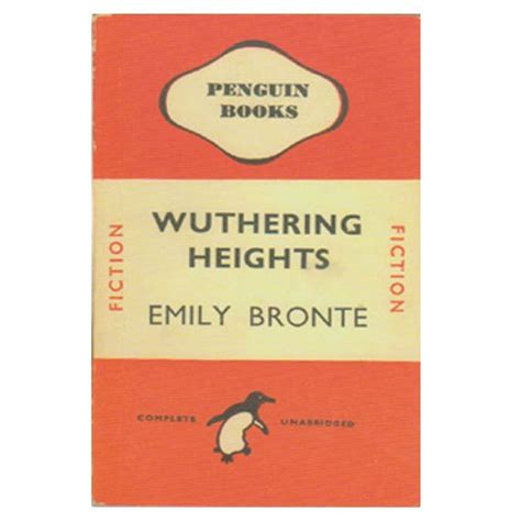 libro wuthering heights penguin clothbound classic penguin book cover fridge magnet wuthering heights made from