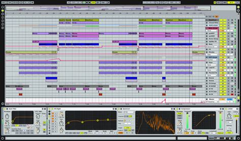 Revelation Progressive House Ableton Live Template Abletunes Ableton House Template