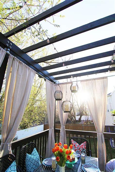 Deck 5 Take It Outside Pinterest Pergolas How To How To Build A Pergola