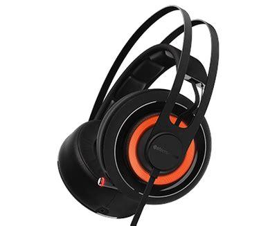 Steelseries Headset Headphone Siberia 100 Black Murah shop gaming headsets mice keyboards and more steelseries