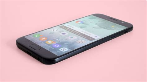 galaxy range galaxy a5 2017 review a mid range phone with