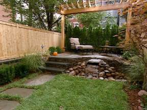 Patio Ideas For Small Backyards Serenity In Design Small Backyard Solutions