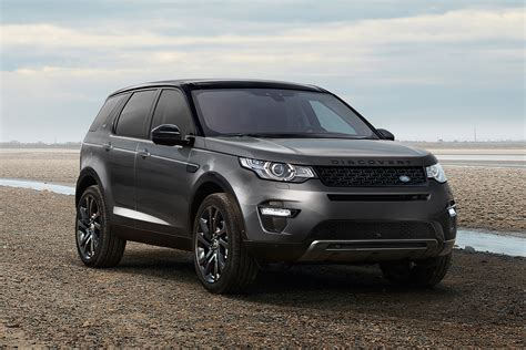 black land rover discovery 2017 refreshed land rover discovery sport gets tech for