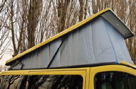 tenda maggiolina usata 2010 oscurante esterno termico kit tetto reimo su vw t5 2010