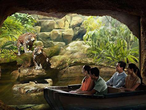 Safari Singapore E Ticket Dewasa 1 Orang river safari park admission ticket inclusive of return trip transfers singapore photos reviews