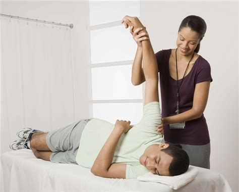 rehabilitation therapy physical therapist description functional