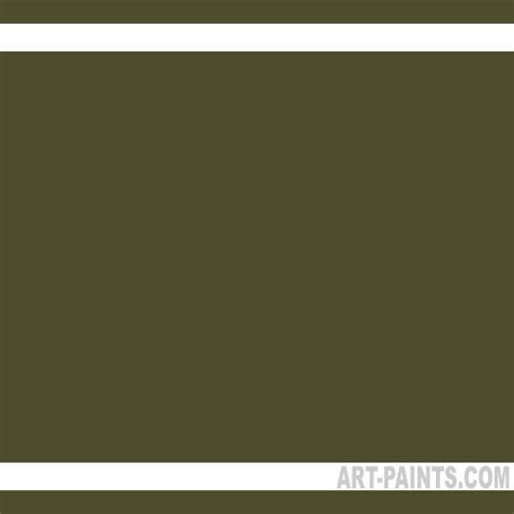 army green color imperial japanese army green model acrylic paints