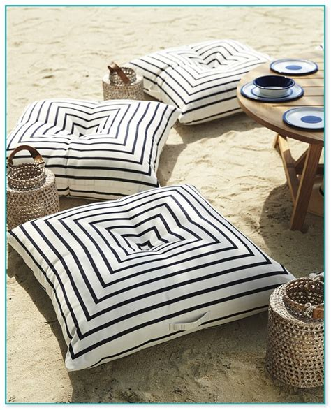 Extra Large Outdoor Floor Pillows   Outdoor Ideas