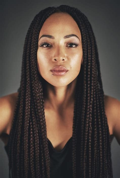 6 black braided hairstyles for textured