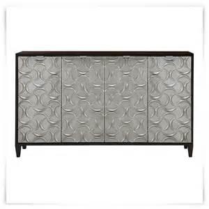 city furniture kellan silver credenza