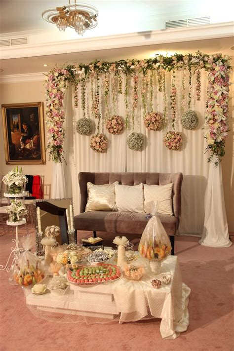 Wedding Decorations At Home by 25 Best Ideas About Engagement Decorations On Pinterest