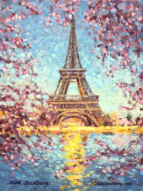 best 25 eiffel tower painting ideas on painting eiffel tower and