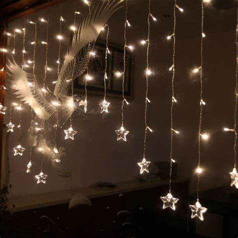 Promo L String Light Light Lu Natal Led New d 233 co lumineuse no 235 l pour un 233 clairage doux et tamis 233