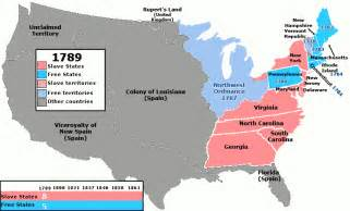 united states map of slavery 37 maps that explain the american civil war vox