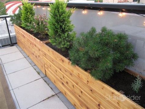 How To Build A Planter Box For Vegetables by 25 Best Ideas About Wood Planter Box On Diy