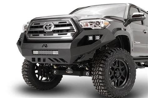 fab fours tt   vengeance toyota tacoma front