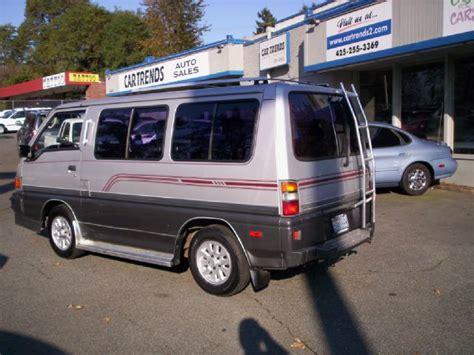 mitsubishi van 1988 mitsubishi van for sale carsforsale com