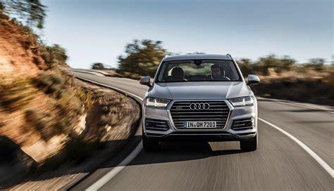 Audi Q7 Preis by Details Preise Zu Audis Neuem Q7 E Bilder