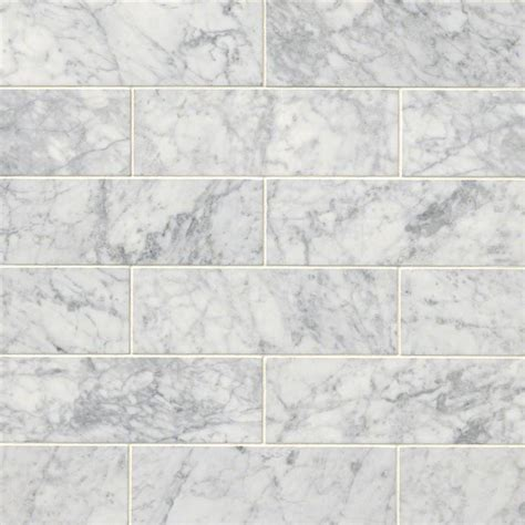 subway tile arabescato carrara subway tile marble 4x12
