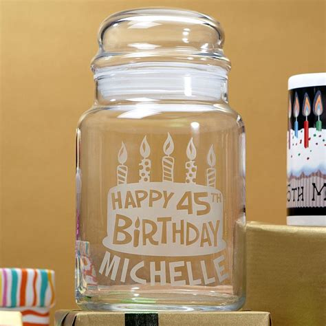 Mug Souvenir Bday 5 personalized birthday gifts for at personal creations