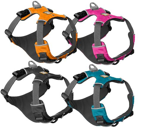 ruffwear harness ruffwear front range harness padded comfortable easy on