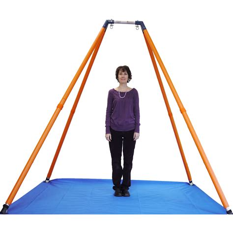 c swing it haley s joy on the go swing frame 3 pt suspension size
