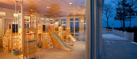 Playground Room by Hopskoch Indoor Play Structures