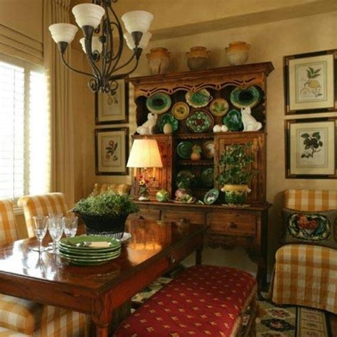 image result  french country decor red yellow green