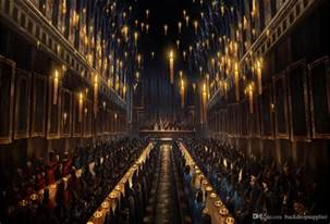 hogwarts dining room 2018 7x5ft harry potter hogwarts dining lunch candles