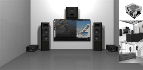 how to set up a home theater sound system