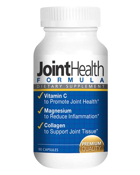 supplement joint health joint relief joint health formula for