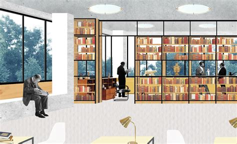 C Drawing Library by Gallery Of Reimagining 448 Local Libraries In Moscow One