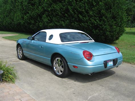 2002 ford thunderbird 2002 ford thunderbird overview cargurus