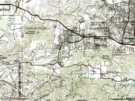 thousand oaks zip code map 91320 zip code thousand oaks california profile homes