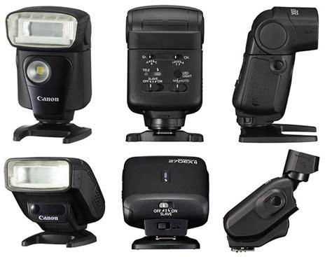 Canon Flash 320ex Speedlite canon unveils new speedlite 320ex and speedlite 270ex ii