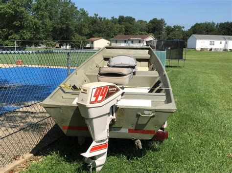 used jon boats for sale maryland jon boat motor and trailer for sale in elkton maryland