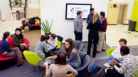 Central European Mba by Ceu Business School Teaching Business European Ceo