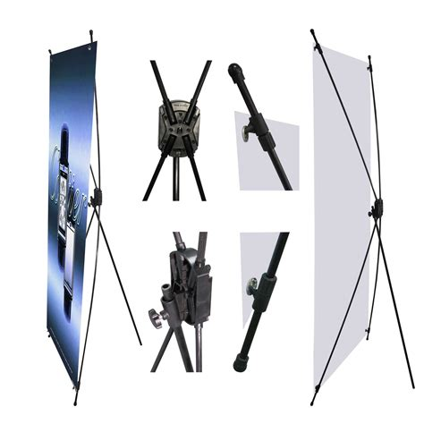 Tripod Banner x banner stand with printing page