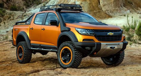 Cover Army Nissan March chevrolet colorado xtreme study previews the global model